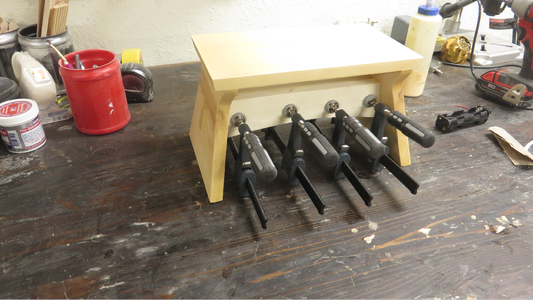 ​Assemble the Step Stool