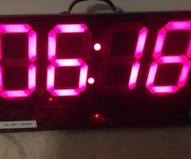 $100 Pace Clock or Wall Clock