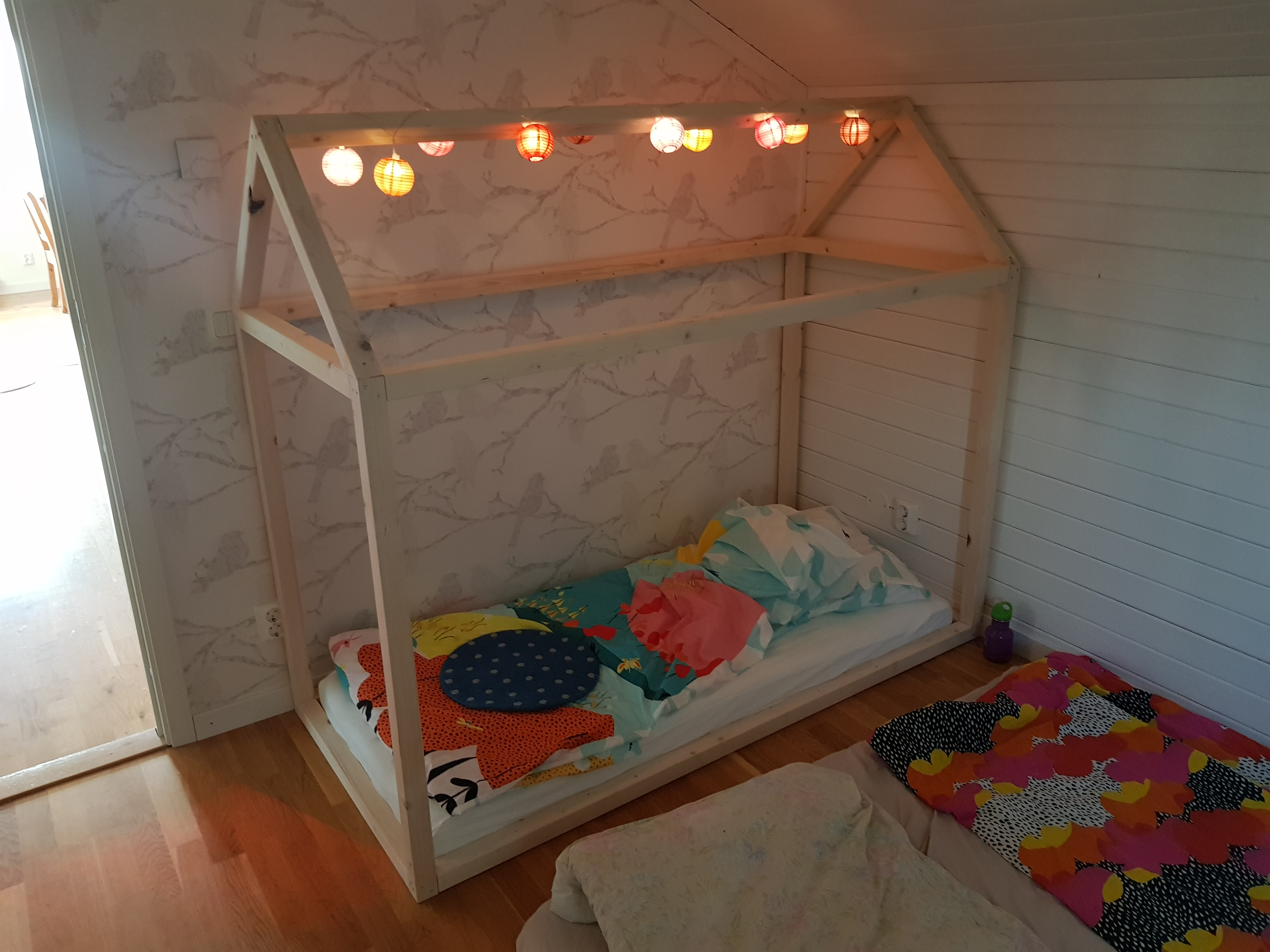 Picture of Kids (house) Bed Frame