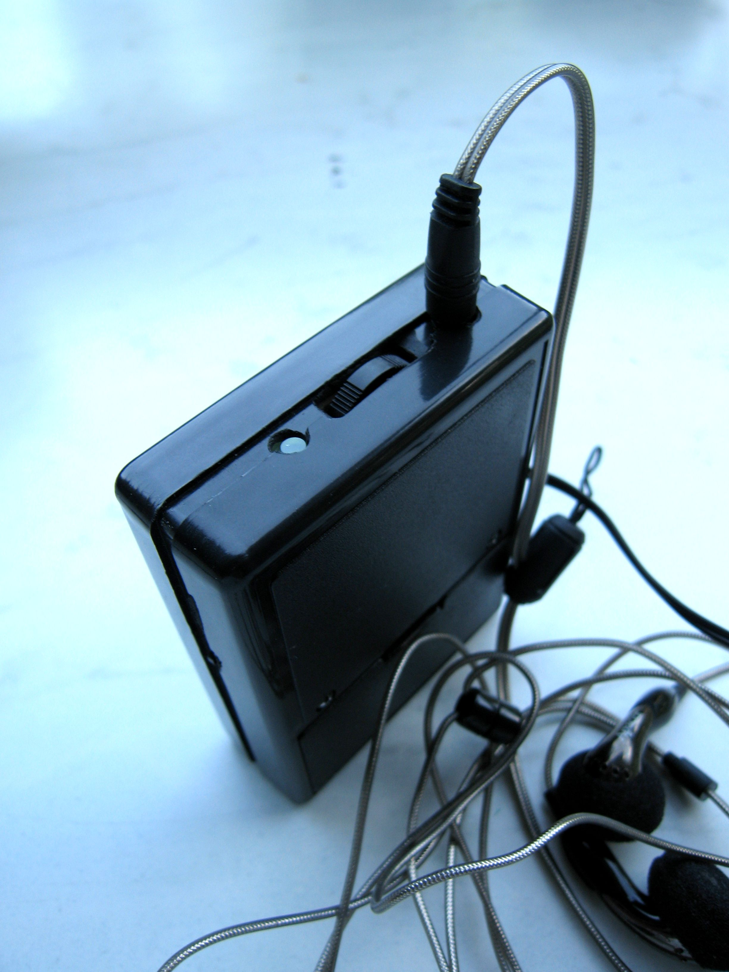 Picture of Headphone Amplifier