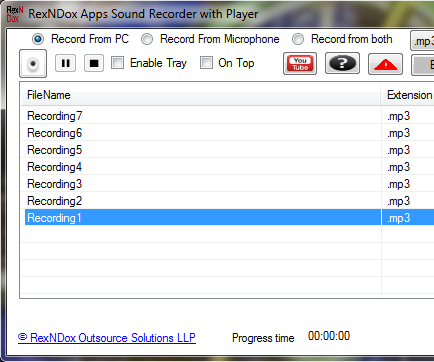How to Record Sound Playing on Computer Along With