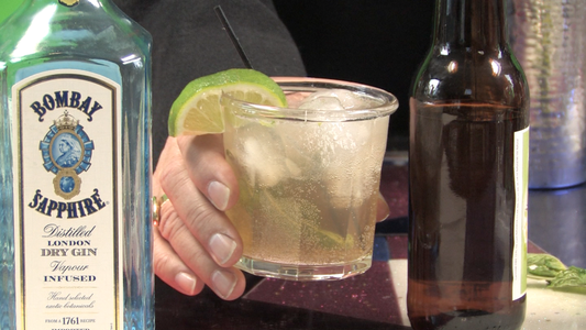 You Need to Try a Gin Gin Mule