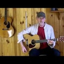 How to Play Blues Guitar - Open D Guitar Tuning
