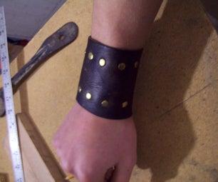 Studded Wrist Cuff