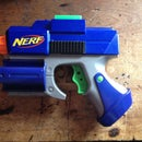 Nerf Strikefire Power Mod