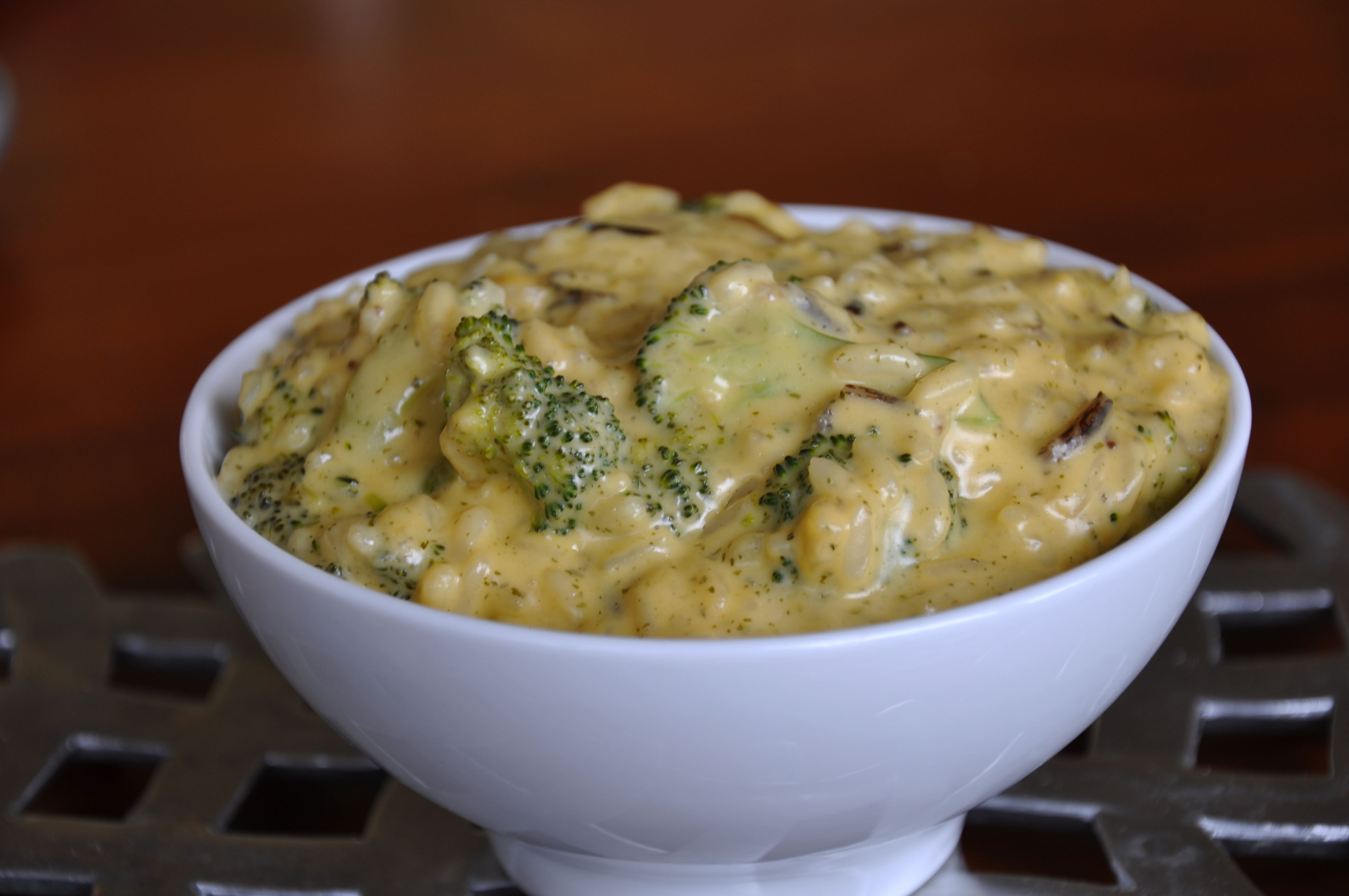 Picture of Broccoli Cheese Casserole