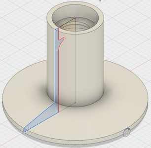 Create the Skeletal Structure With Fusion 360