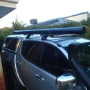 4WD fishing rod storage mod
