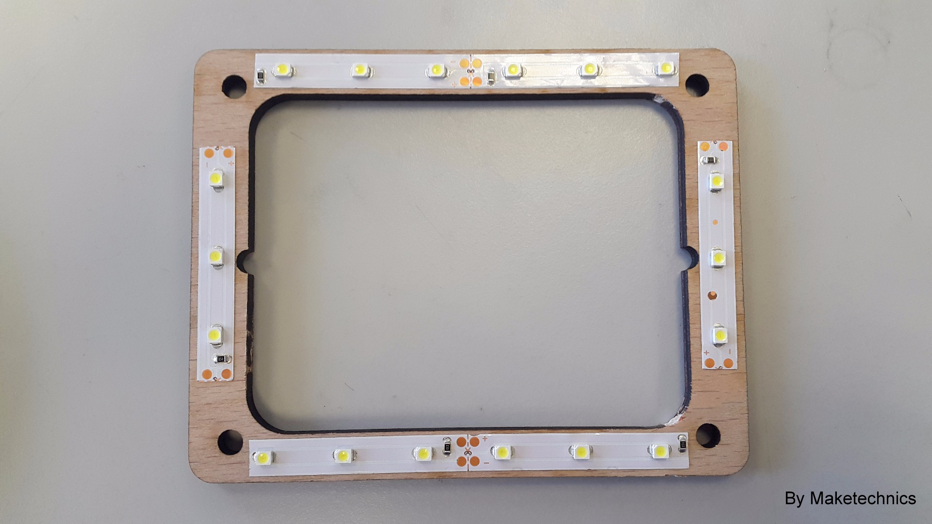 Picture of LEDs for the Boogie Box Dance Floor