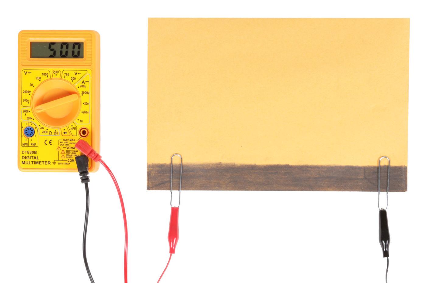 Make a Resistor