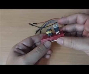 Easy Simple 3.7 Volts DC to 3000 Volts DC (Voltage Multiplier)