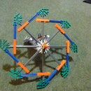 The Spinnybot - a K'nex Spinny Thing