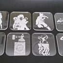 Legend of Korra Clear Acrylic Coasters