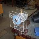 Tesla turbines for highschool students