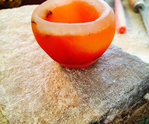 Mini Stone Bowl