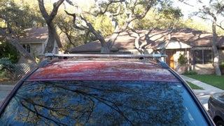 Hakima Roof Rack - Poor Man's Strut Channel Cross Bars