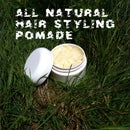 All Natural Diy Hair Styling Pomade