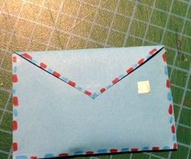 How To Make A Mini Envelope