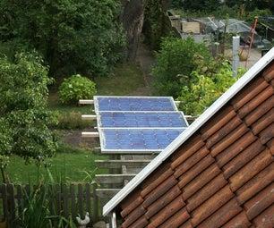Backyard Solar System