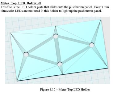 3D Printing - Meter_Top_LED_Holder.stl