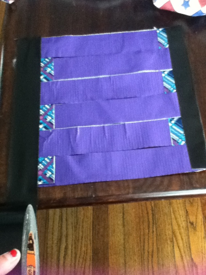 Picture of Duct Tape End 2