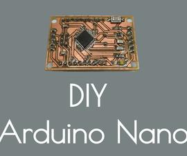 Make your own Arduino Nano (DIY - Arduino Nano)