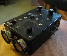 My Circuit Bent Atari Punk Console