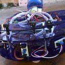 FIRE FIGHTING ROBOT (WATER JETS)