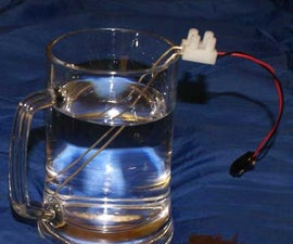 How to make a Pocket Sized Colloidal Silver Generator.