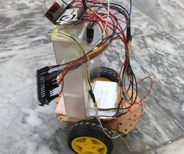 Self Balancing Robot With ESP8266-WiFi PID Tuning and Control