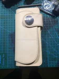 The Long Wallet Is Finished.