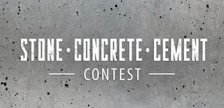 Stone Concrete and Cement Contest