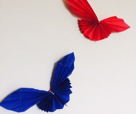 DIY-Origami Butterfly