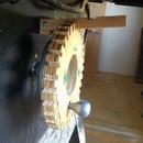Table Saw Blade Angle Lock Modification