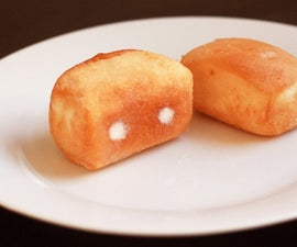 Homemade Hostess Twinkie Recipe