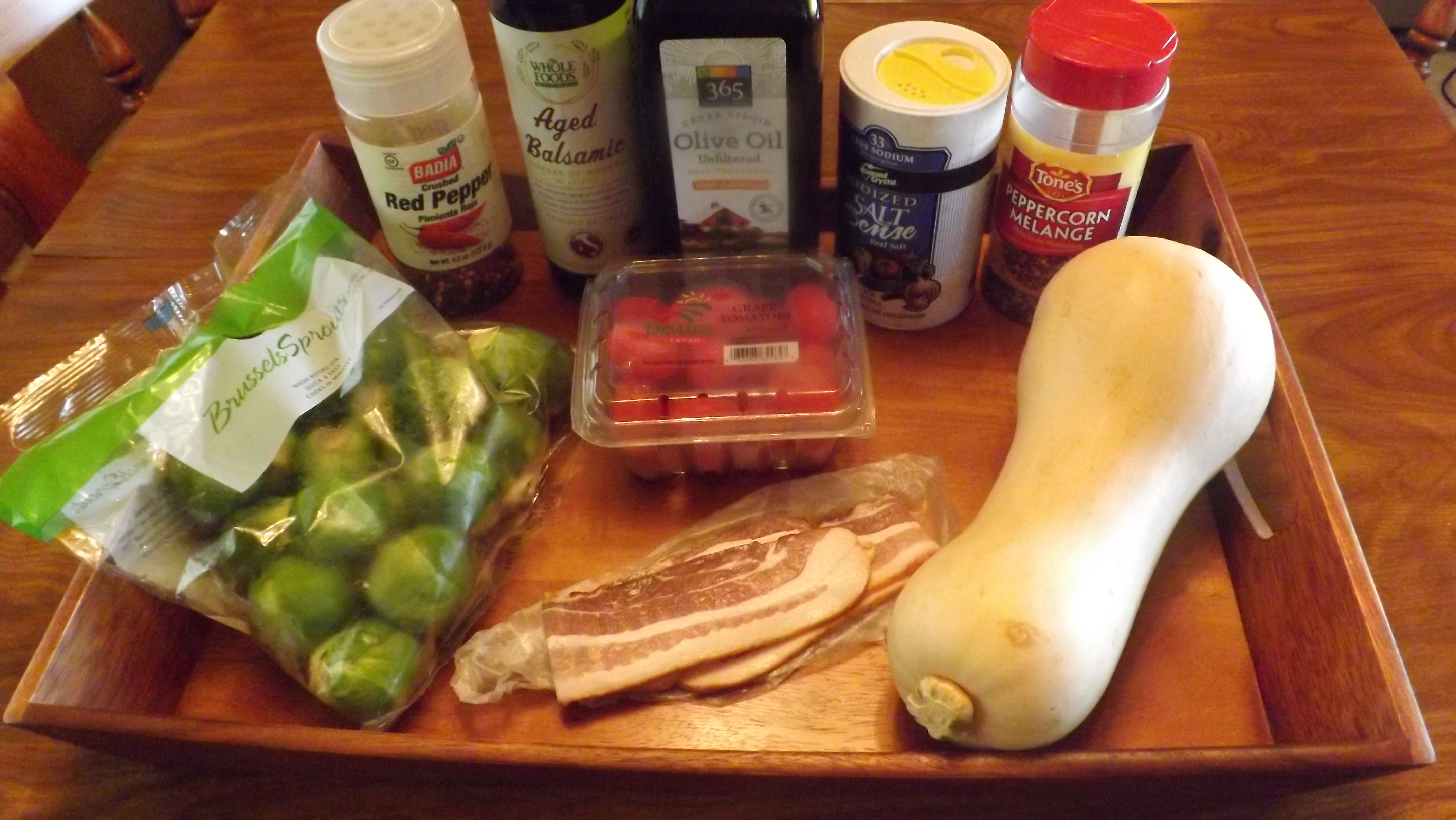 Picture of INGREDIENTS - (About 3 Servings)
