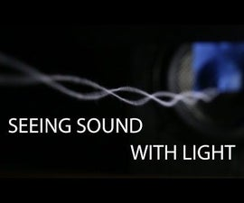 Seeing Sound and Breaking Wine Glasses