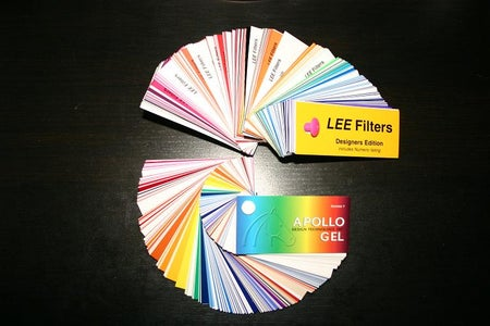 FREE Colored Gels, 100's of Em