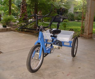 Steering Assisted Adaptive Trike