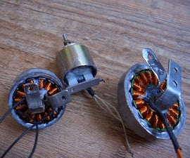 Brush-less Motors for Your Drone