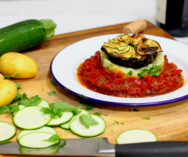 Super Posh Ratatouille | How to Make | Cooking With Benji