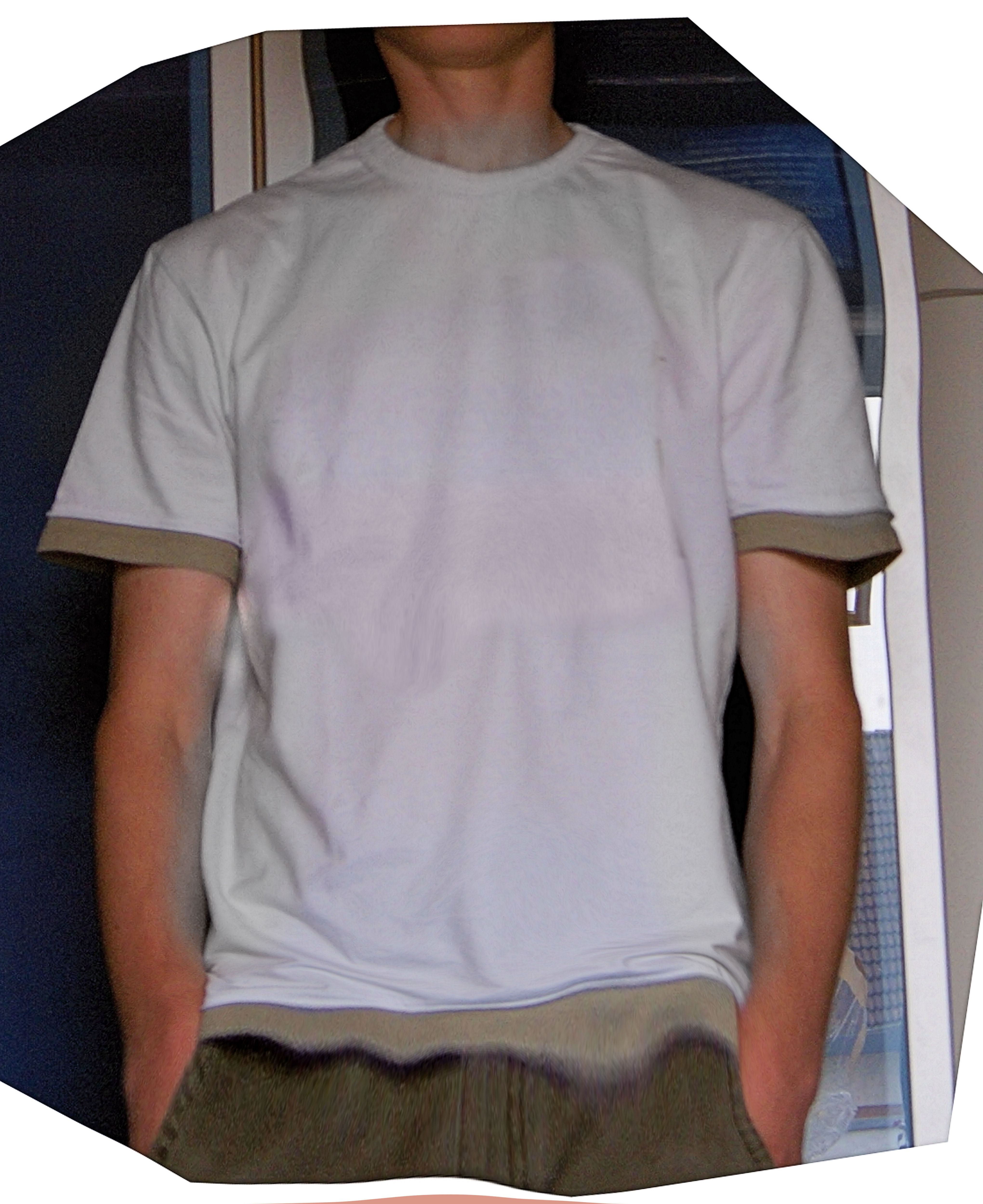 Picture of Modeling the Shirt