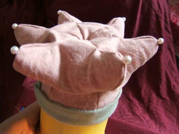 Princess Hat on the Cheap