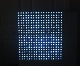 Interactive LED Table - The Simple Way