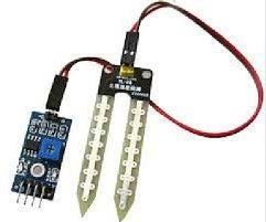 Soil Moisture Meter Detection module for Arduino Gardening
