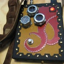 Valve Guitar Effect Case and Power Supply