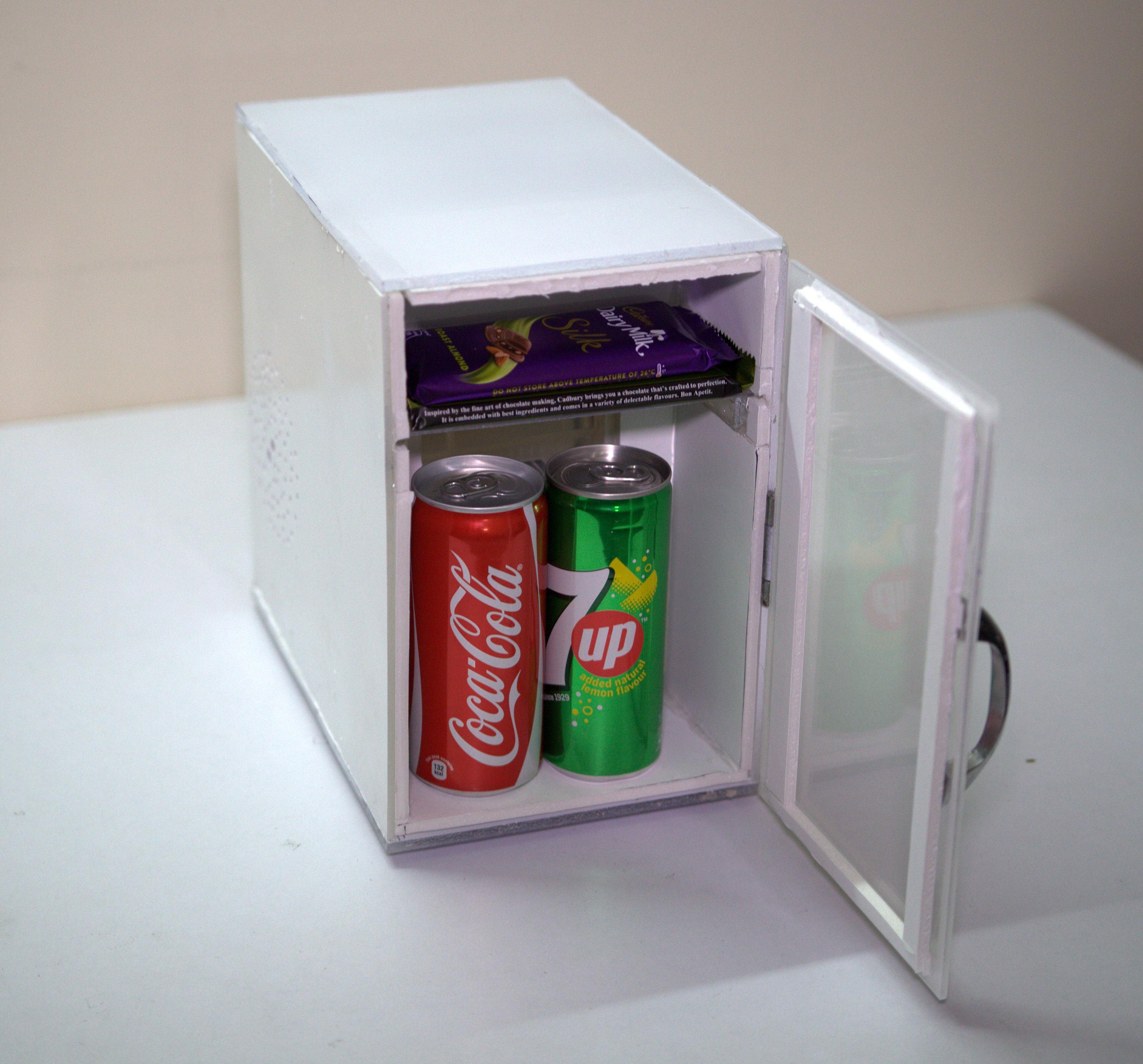 Picture of DIY Portable Mini Refrigerator
