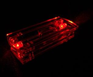 3mm LED Glow Box (No Soldering)