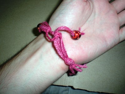 Tying the Clasp