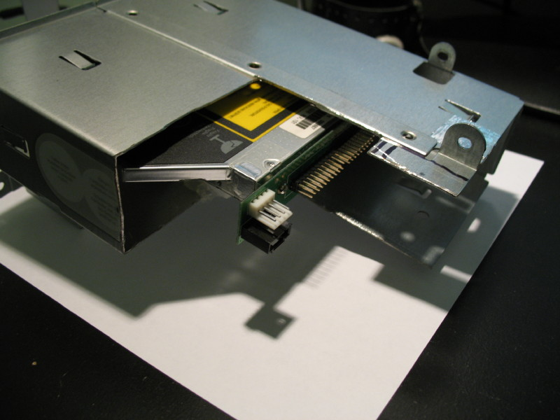 Picture of The DVD Drive